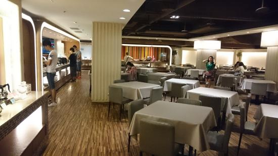 Toong Mao Evergreen Hotel Kaohsiung: B1早餐餐廳