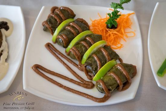 Morristown, Nueva Jersey: Marjan Persian Grill