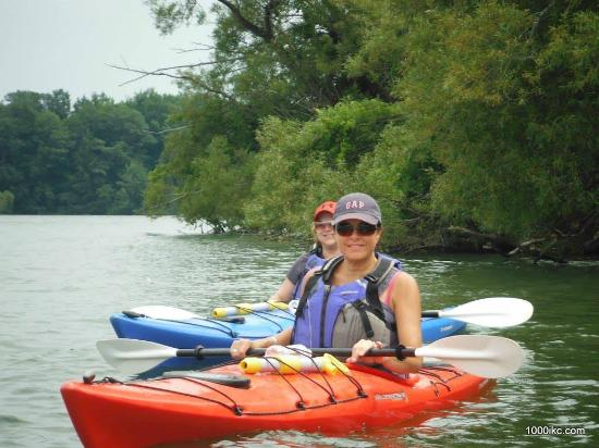 1000 Islands Kayaking Day Trips: .