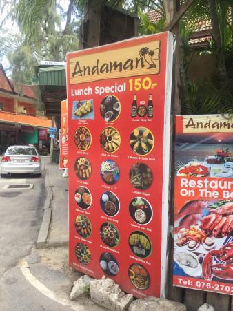 Andaman Bang Tao Bay resort