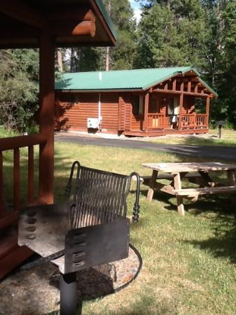 North Forty Resort: eine der deluxe cabins