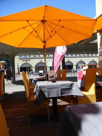 Schuler Weinwirtschaft Bellavista: Cafe
