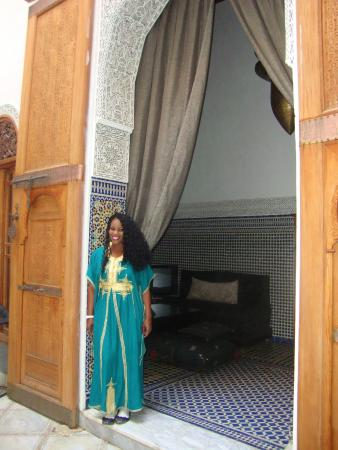 Riad Layla: I loved it here