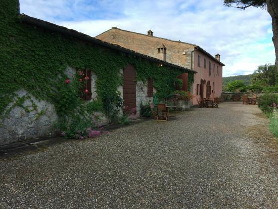 Tenuta di Corsano: The Villas