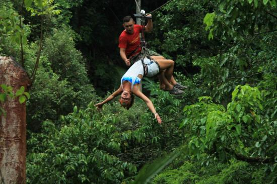 Canopy Tour El Eden Best part. & Best part. - Picture of Canopy Tour El Eden Puerto Vallarta ...