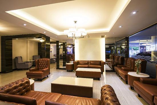 Aspen Suites Bangkok: Aspen Cafe