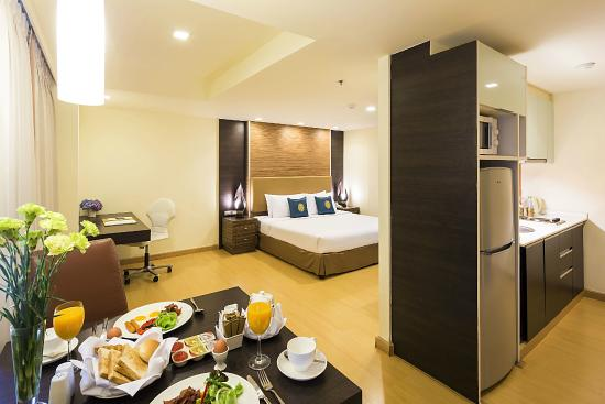 Aspen Suites Sukhumvit 2 by Compass Hospitality: Executive Room