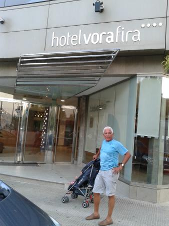 TRYP Valencia Feria: Hotel Vora Fira