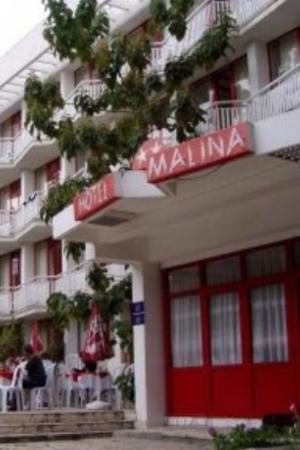 Malina Hotel: Фасад