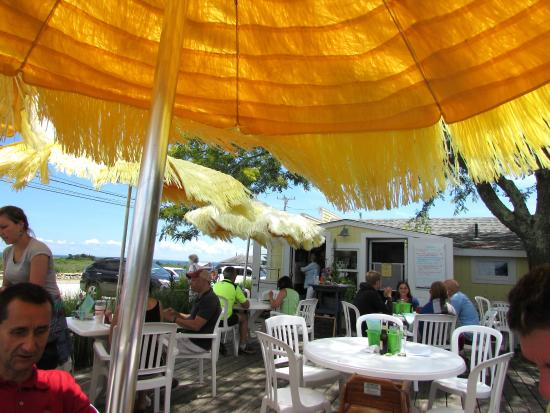 The Bayside Restaurant Westport Ma