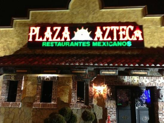 Plaza Azteca King Of Prussia Entrance To