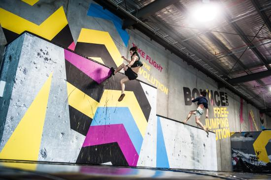 Bounce Inc HK