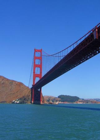 Golden Gate Bridge: Majestueux