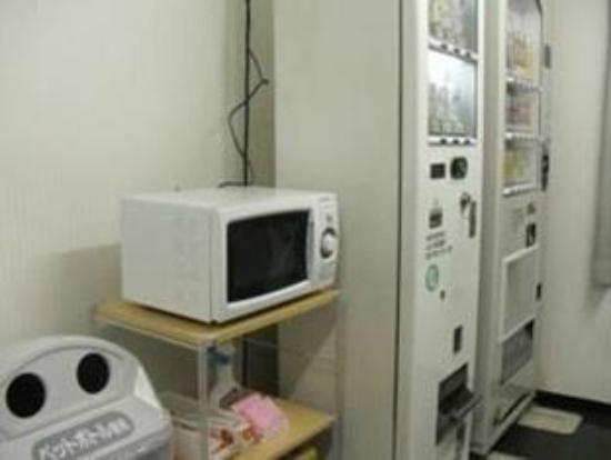 Hotel Vista Atsugi: 自動販売機②