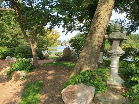 Osaka Garden 1 - Picture of Jackson Park\'s Japanese Garden, Chicago ...