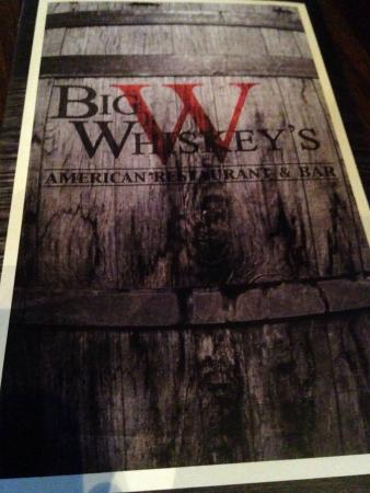 Big Whiskey's American Restaurant & Bar