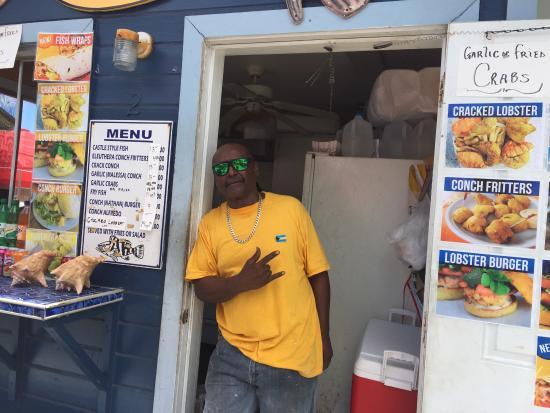 Robinson's Seafood Delight: photo0.jpg