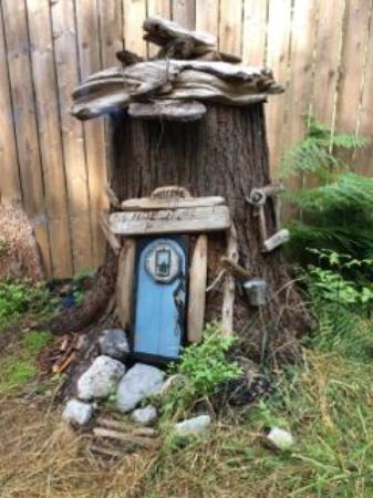 Savary Island, Canada: The Neighbour