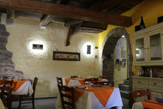 Thalassa Locanda - B&B : The restaurant attached to the B&B