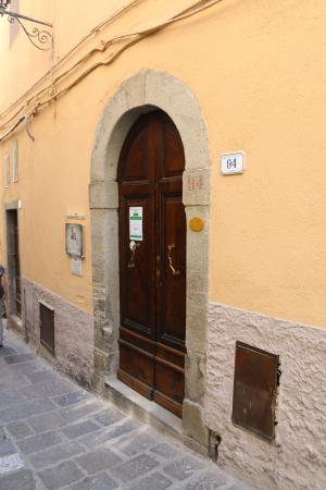 Thalassa Locanda - B&B : Front door