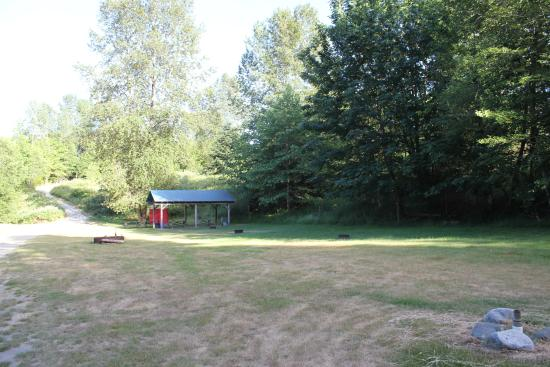 Arrowvale: Campsites