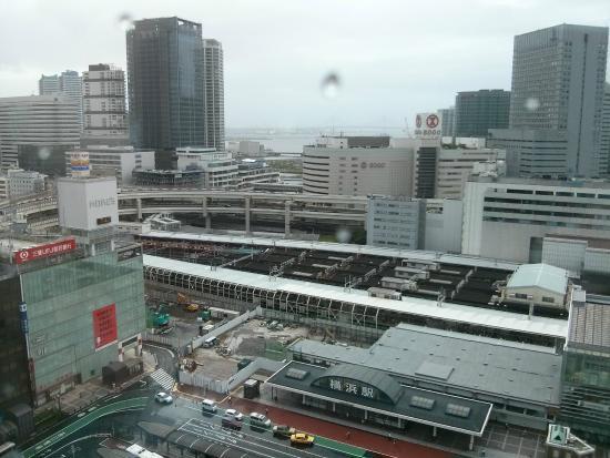 Yokohama Grand Intercontinental Hotel Review