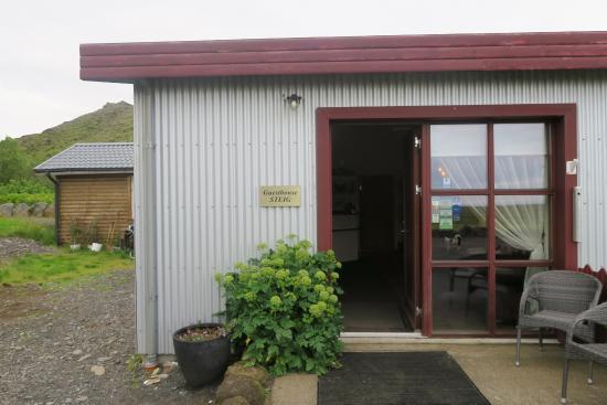 Guesthouse Steig : Entrance