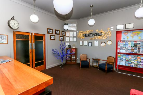 Econo Lodge Napier : Reception
