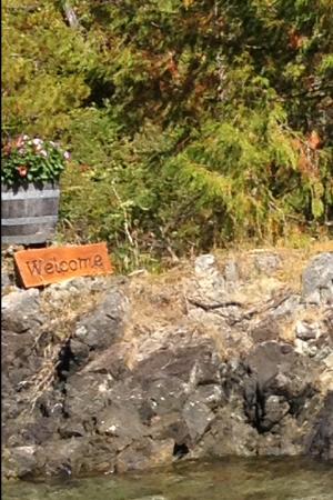 Barkley Sound Lodge : Welcome