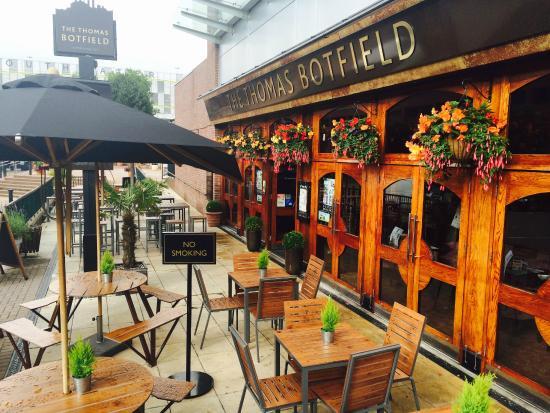 The Thomas Botfield Telford Updated 2019 Restaurant
