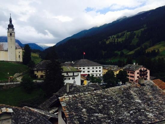 Hotel Bodenhaus: Aussenansicht