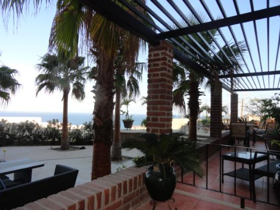 MariaMar Suites: View from our patio.