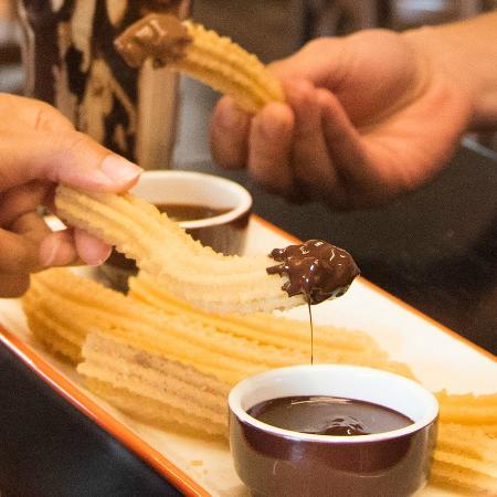 San Churro Cafe