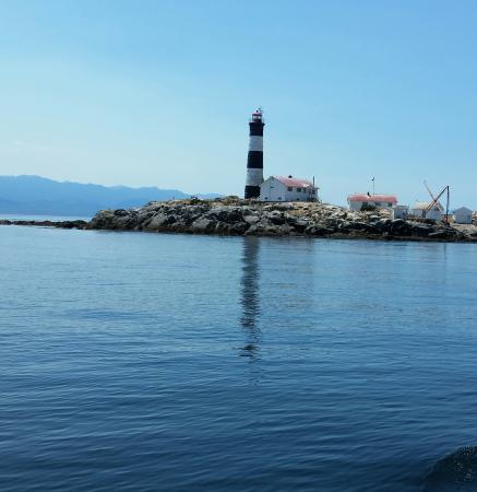 Race Rocks Lighthouse Picture Of West Coast Brewery Tours Victoria Tripadvisor