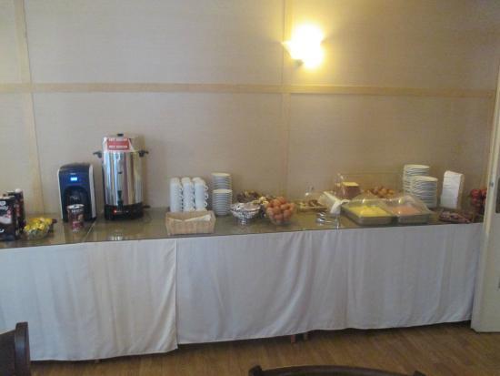 Exarchion Hotel : Colazione?? misera!!