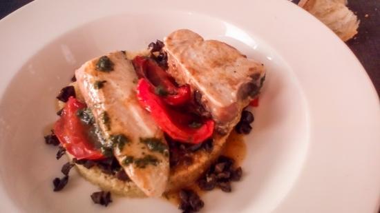 Ahizpak: le thon à la provençale