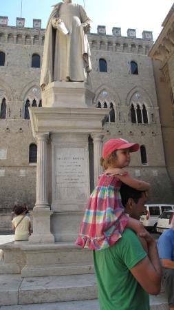 Castello di Saltemnano: in Pienza