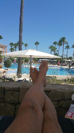 Hipotels Barrosa Palace & Spa: Hotel Barrosa Palace