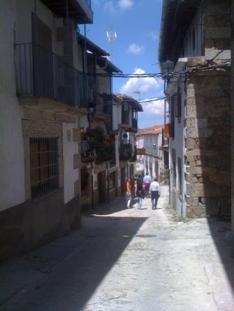 Casa Rural de La Panaderia: callejeando