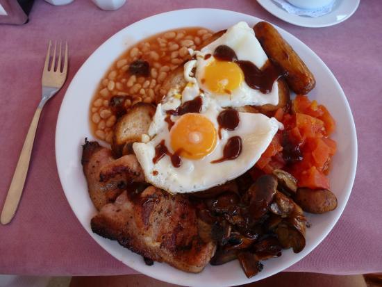 Joseph's Restaurant : Full English