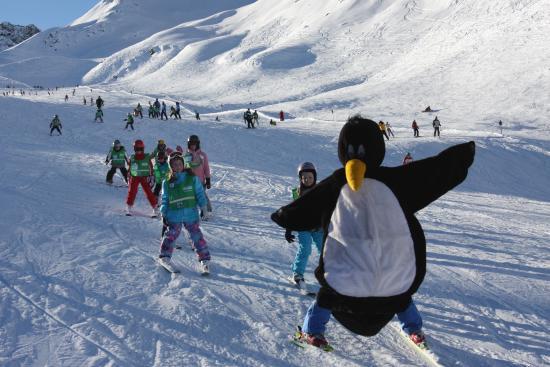 Skischule Sölden-Hochsölden