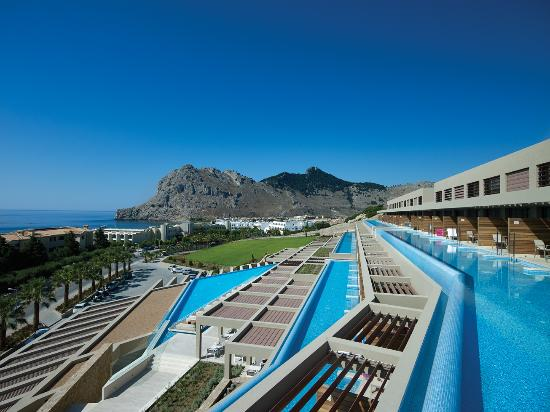 Atlantica Imperial Resort And Spa Rhodes