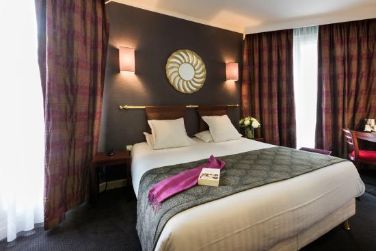 Hotel Pavillon Monceau Paris Voir Les Tarifs 143 Avis Et 162