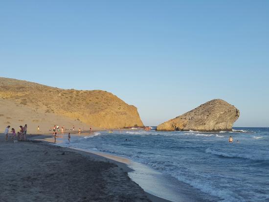 photo1.jpg - Picture of Monsul Beach, San Jose - TripAdvisor