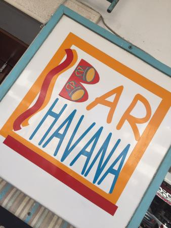 Bar Havana: Recommend this place!