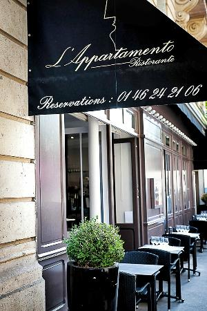 lappartamento neuilly sur seine restaurant avis num ro de t l phone photos tripadvisor. Black Bedroom Furniture Sets. Home Design Ideas
