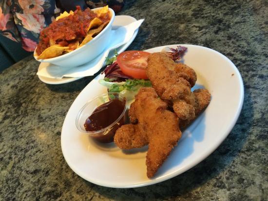 Hockliffe, UK: Good food good look