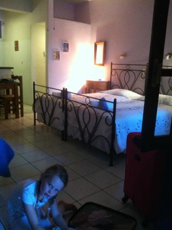 Villa Arni: Rummet