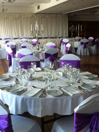 The Central Hotel - Donegal: Hotel Ballroom - Wedding