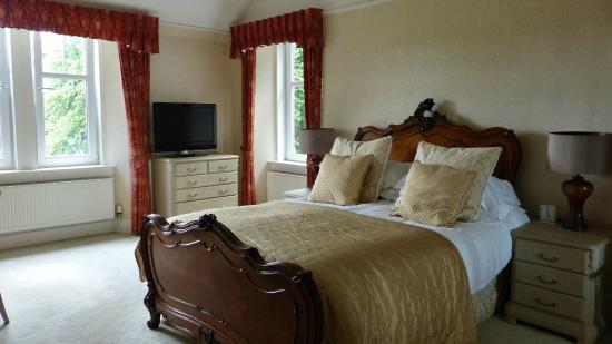 Roseburn: Komfortables Bett - Yew Room